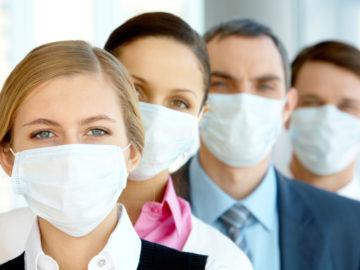 Хирургические маски