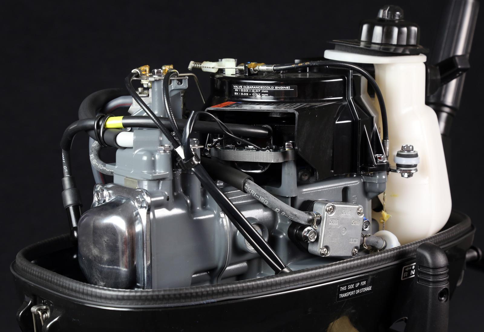 бензин для лодочного мотора